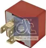DT Spare Parts 681033 - Hazard Lights Relay detali.lv