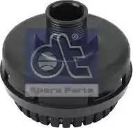 DT Spare Parts 118362 - Silencer, compressed-air system detali.lv