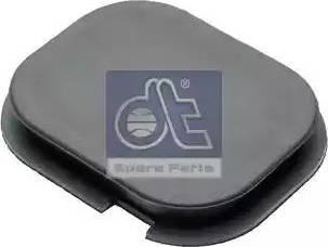 DT Spare Parts 113159 - Cover, clutch housing detali.lv