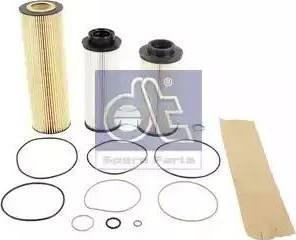 DT Spare Parts 134064 - Filter Set detali.lv