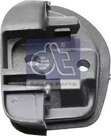DT Spare Parts 122644 - Holder, outside mirror detali.lv