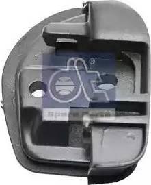 DT Spare Parts 122645 - Holder, outside mirror detali.lv