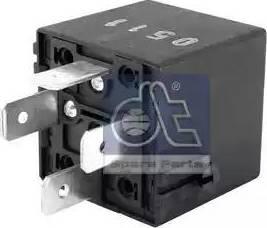DT Spare Parts 333083 - Ballast Resistor, ignition system detali.lv