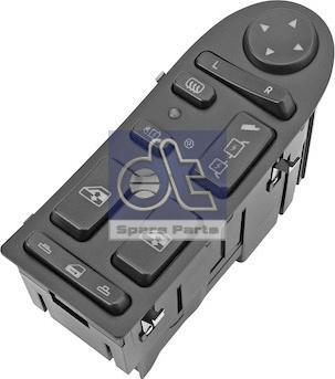 DT Spare Parts 337080 - Instrument Cluster detali.lv