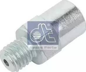 DT Spare Parts 212246 - Valve, fuel pump detali.lv