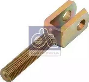 DT Spare Parts 230022 - Fork Head, clutch booster (thrust rod) detali.lv