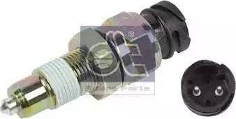 DT Spare Parts 227171 - Switch, differential lock detali.lv