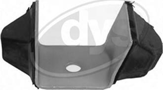 DYS 7122535 - Holder, engine mounting detali.lv