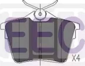 EEC DPF095 - Soot/Particulate Filter, exhaust system detali.lv