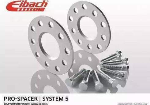 Eibach S90505028 - Track widening detali.lv