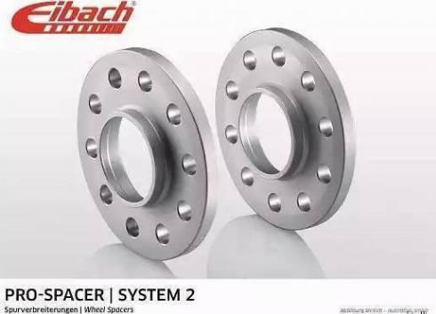 Eibach S90210002 - Track widening detali.lv
