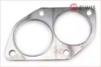 Elwis Royal 3042728 - Gasket, exhaust pipe detali.lv