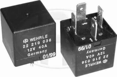 ERA 661120 - Relay, air conditioning detali.lv