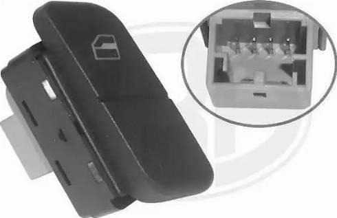 ERA 662389 - Switch, window regulator detali.lv