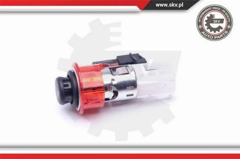 Esen SKV 96SKV057 - Cigarette Lighter detali.lv