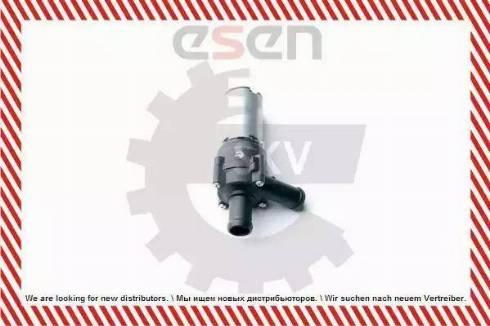 Esen SKV 22SKV002 - Water Pump, parking heater detali.lv