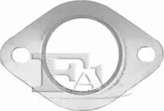 FA1 110907 - Gasket, exhaust pipe detali.lv