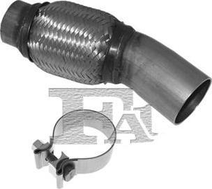 FA1 KF100045 - Repair Pipe, soot/particulate filter detali.lv