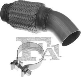 FA1 KF100055 - Repair Pipe, soot/particulate filter detali.lv