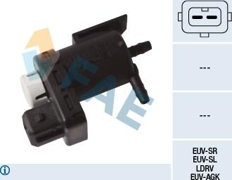 FAE 56051 - Change-Over Valve, exhaust-gas door detali.lv