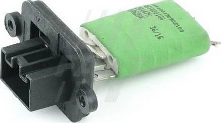 Fast FT59108 - Control Unit, heating / ventilation detali.lv