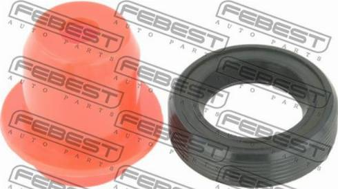 Febest 95AAY16250606X - Oil Seal, manual transmission detali.lv