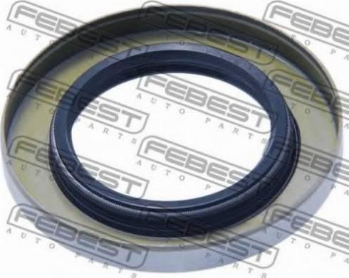 Febest 95GDY38630808X - Shaft Seal, differential detali.lv