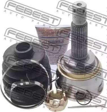 Febest 0410004 - Joint Kit, drive shaft detali.lv