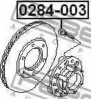 Febest 0284003 - Wheel Stud detali.lv