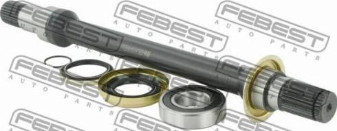 Febest 2112FOCAU - Drive Shaft detali.lv
