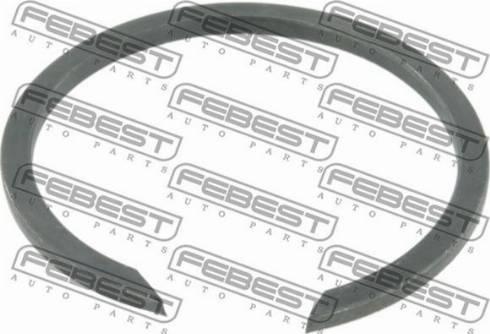 Febest CC224X2 - Mounting Set, driveshaft bellow detali.lv
