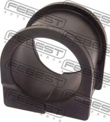 Febest HGB002 - Mounting, steering gear detali.lv