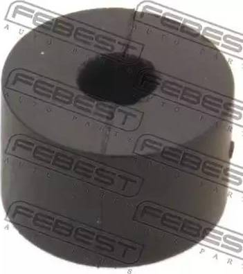 Febest HSB057 - Tie Bar Bush detali.lv