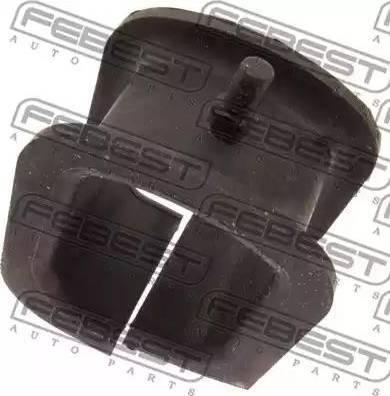 Febest MZGB004 - Mounting, steering gear detali.lv