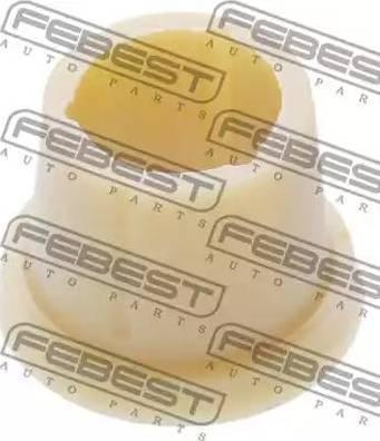 Febest MZSBBT50 - Bush, steering arm detali.lv
