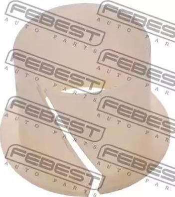 Febest NSB059 - Bush, steering arm detali.lv
