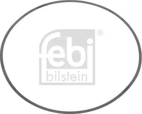 Febi Bilstein 49541 - O-Ring, cylinder sleeve detali.lv