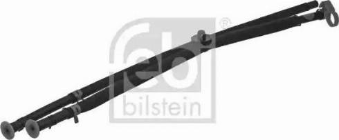 Febi Bilstein 45777 - Hose Line, soot/particulate filter regeneration detali.lv