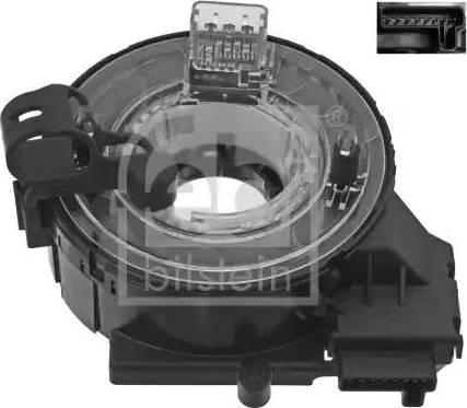 Febi Bilstein 46759 - Clockspring, airbag detali.lv