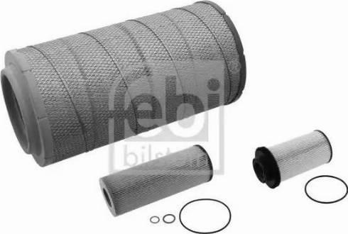 Febi Bilstein 40243 - Filter Set detali.lv