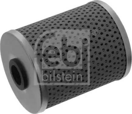 Febi Bilstein 43671 - Oil Filter, retarder detali.lv