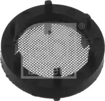 Febi Bilstein 47282 - Hydraulic Filter, automatic transmission detali.lv