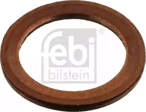 Febi Bilstein 04054 - Seal, oil drain plug detali.lv