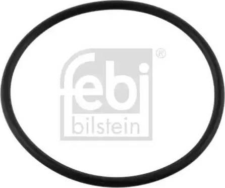 Febi Bilstein 08937 - Seal, hydraulic filter detali.lv