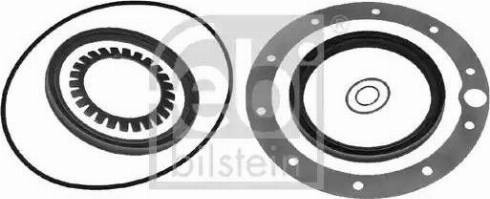 Febi Bilstein 08004 - Gasket Set, planetary gearbox detali.lv