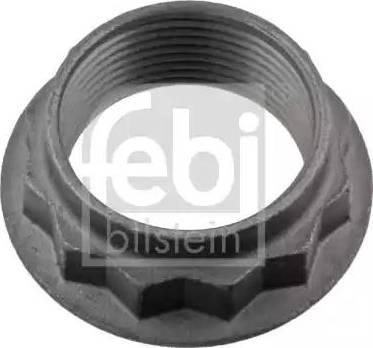 Febi Bilstein 08730 - Nut, bevel gear detali.lv