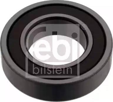 Febi Bilstein 08726 - Bearing, propshaft centre bearing detali.lv