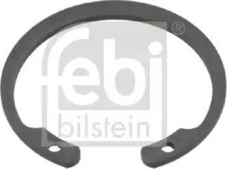 Febi Bilstein 02668 - Circlip, kingpin detali.lv
