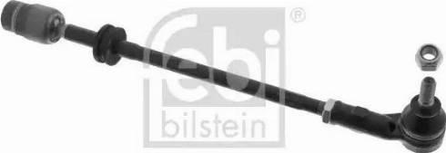 Febi Bilstein 07979 - Repair Kit, tie rod detali.lv