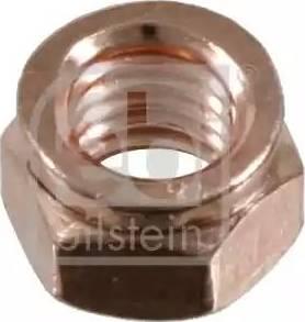 Febi Bilstein 07190 - Nut, exhaust manifold detali.lv